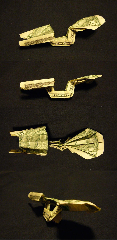 dollar enterprise origami by kryz-flavored