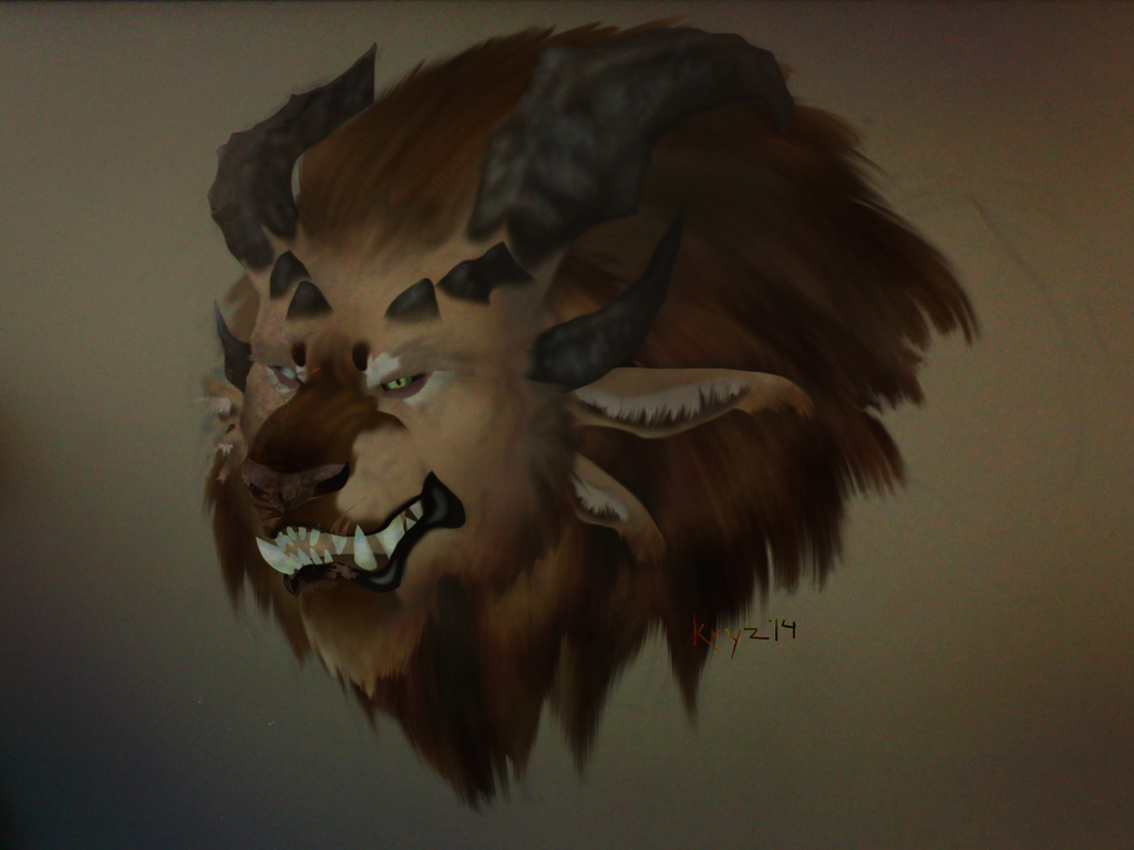 Brun charr by kryz-flavored