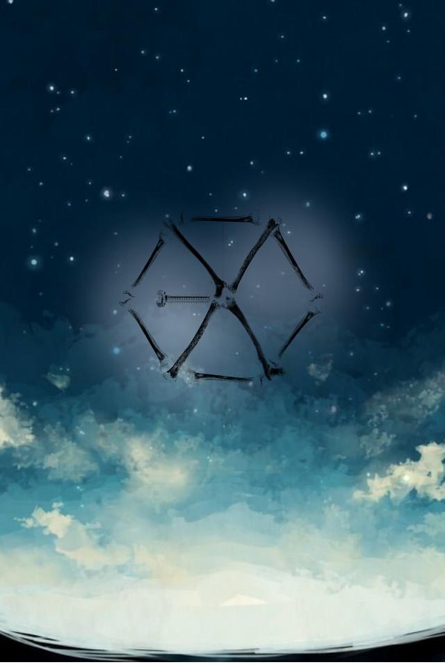 Xiumin And Sehun EXO] MONSTER WALLPAPER...