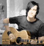 Adam Gontier from Three Days Grace