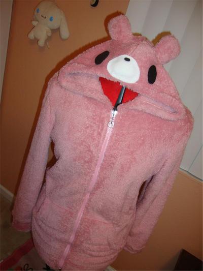 Gloomy bear hoodie