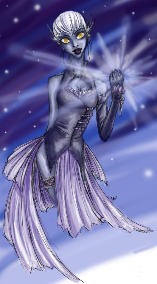 Starlight by ChaosxAngel