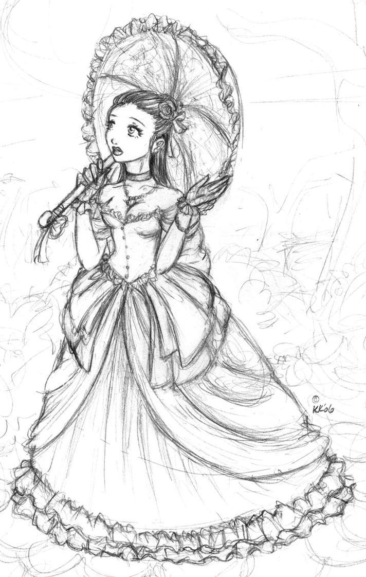 Victorian Vinny by ChaosxAngel