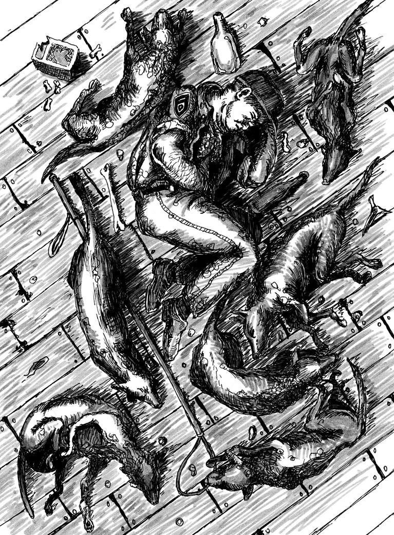 The Dog Catcher by Codefreespirit