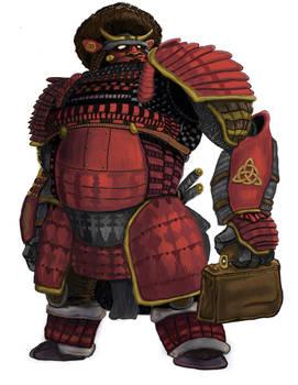 Afro Samurai Consultant