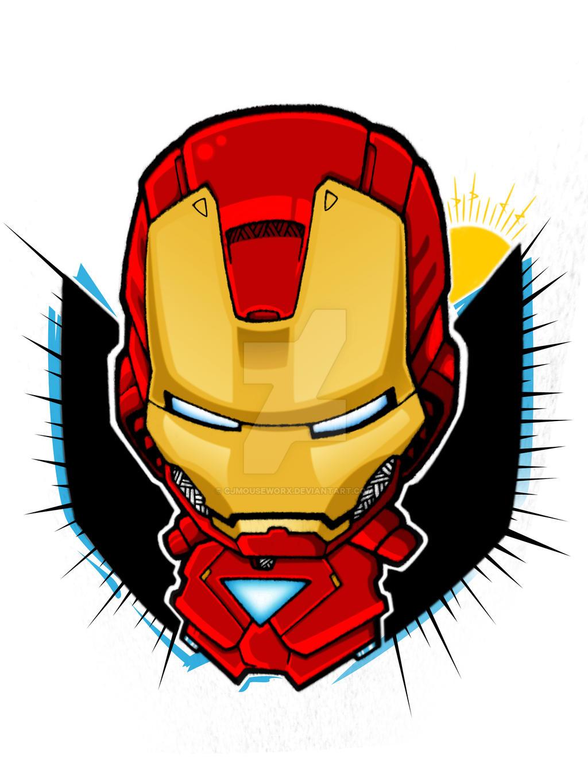 IronMan by CJMouseWorx