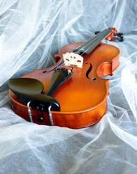 Violin Stock by therainbowbrain