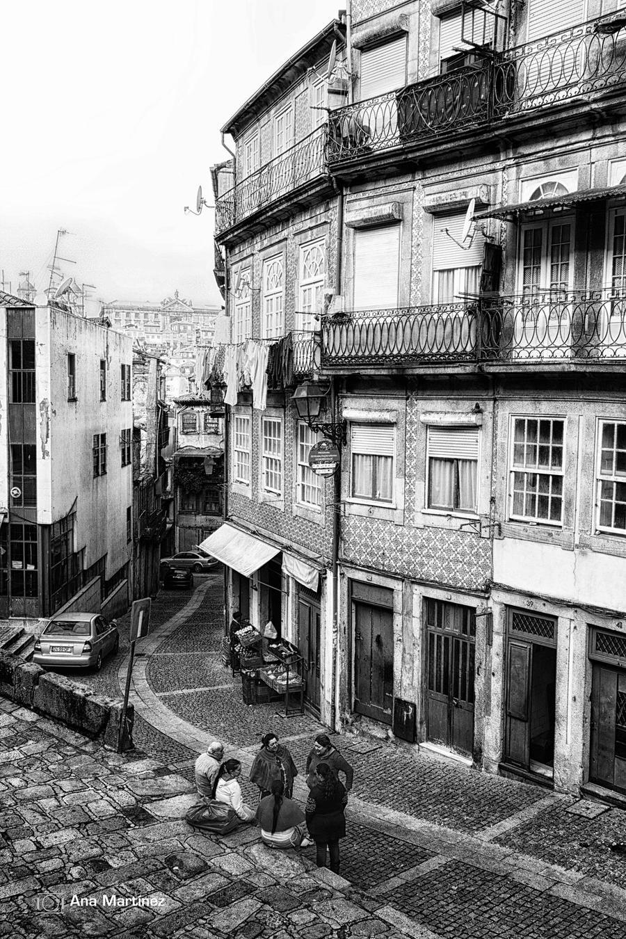 Oporto 1 by Anamartinez-Fotograf