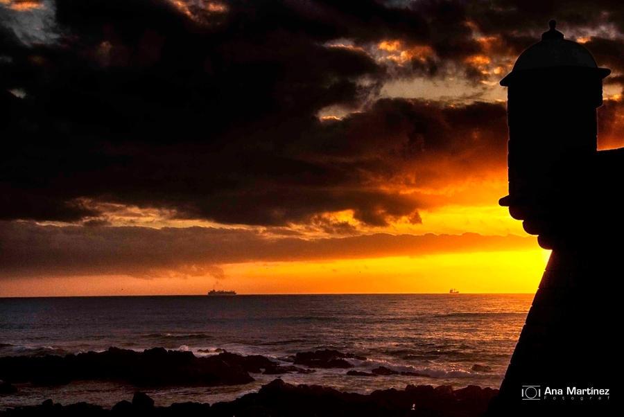 El mar de Oporto by Anamartinez-Fotograf
