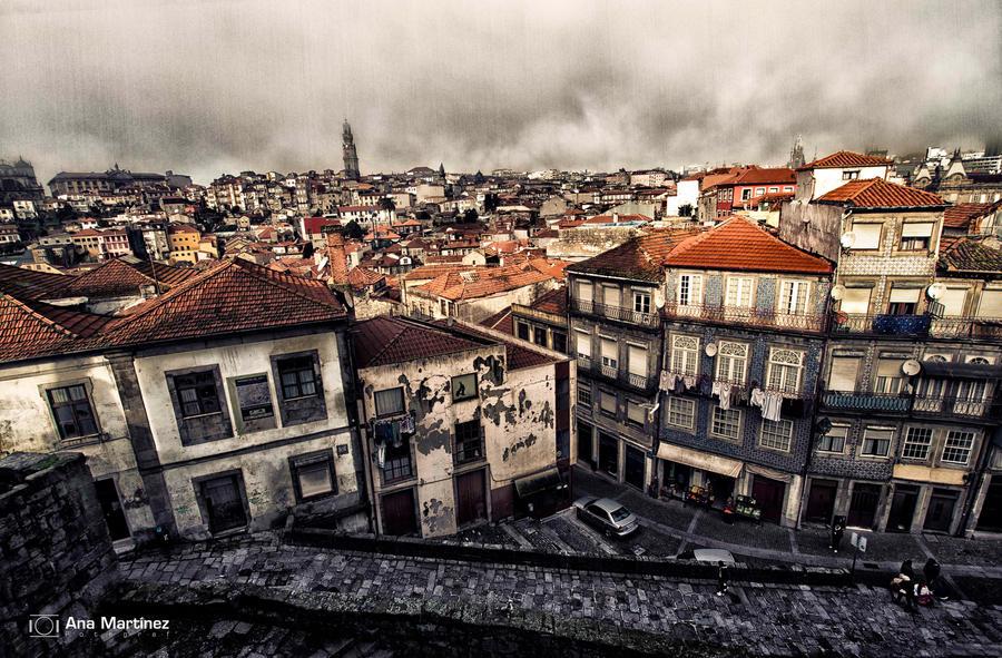 Oporto 2 by Anamartinez-Fotograf