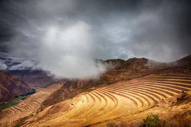 Pisaq, Peru by Anamartinez-Fotograf