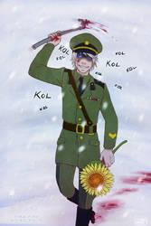 Hetalia - KOL KOL KOL by Kumagorochan
