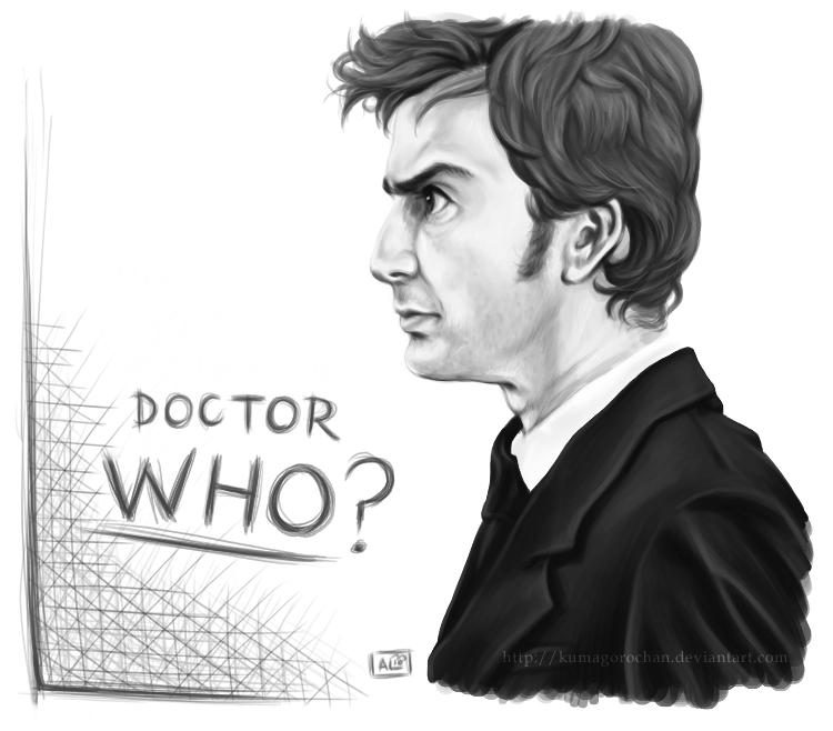 Doctor Who - Who? by Kumagorochan