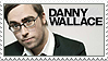 Stamp - Danny Wallace by Kumagorochan