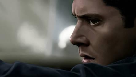 Supernatural - Dean Winchester by Kumagorochan