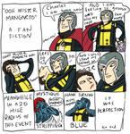 X-men: OOH MISTER MAGNETO
