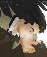 Supernatural - December 12 by Kumagorochan