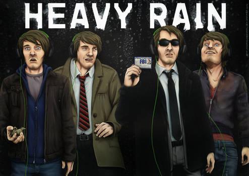 PewDiePie - Heavy Rain
