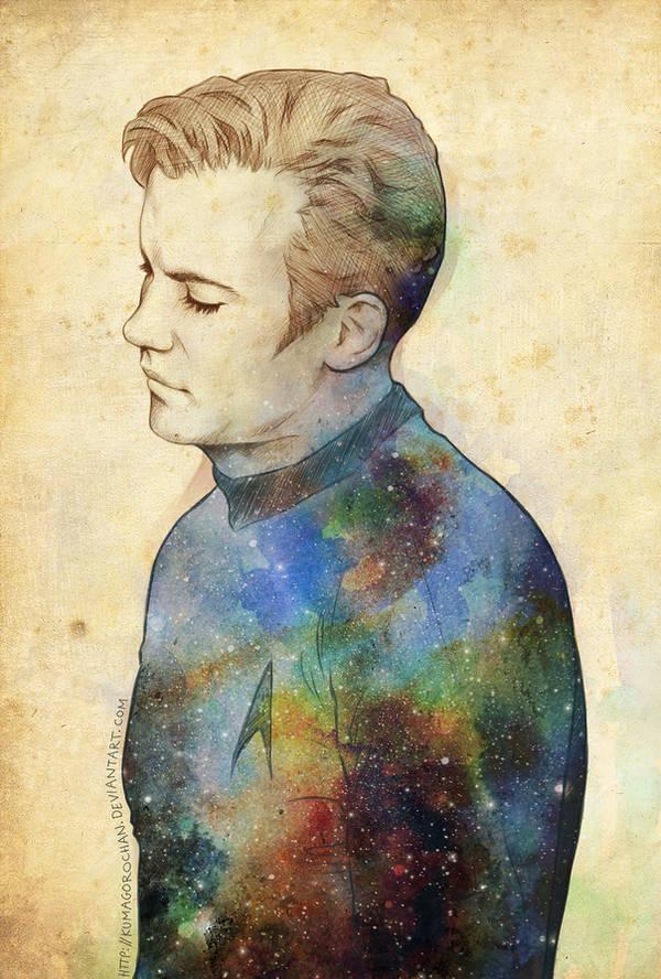 Star Trek - Starlight by Kumagorochan