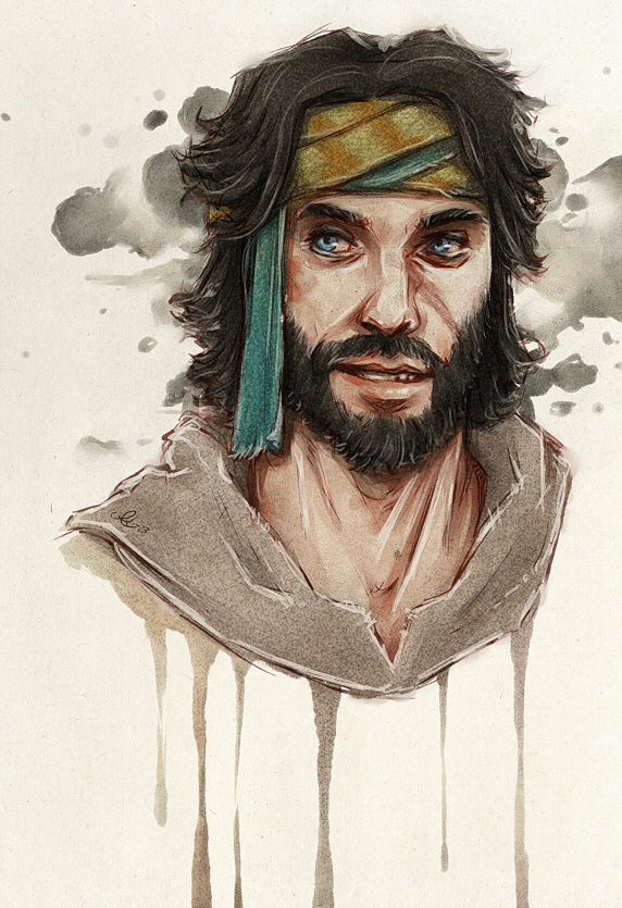 Assassin S Creed Yusuf Tazim By Kumagorochan On Deviantart