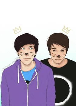 Phil and Dan - philisnotonfire