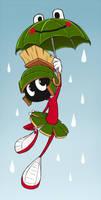 Looney Tunes - Umbrella
