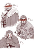 Game of Thrones - The Rains of Castamere by Kumagorochan