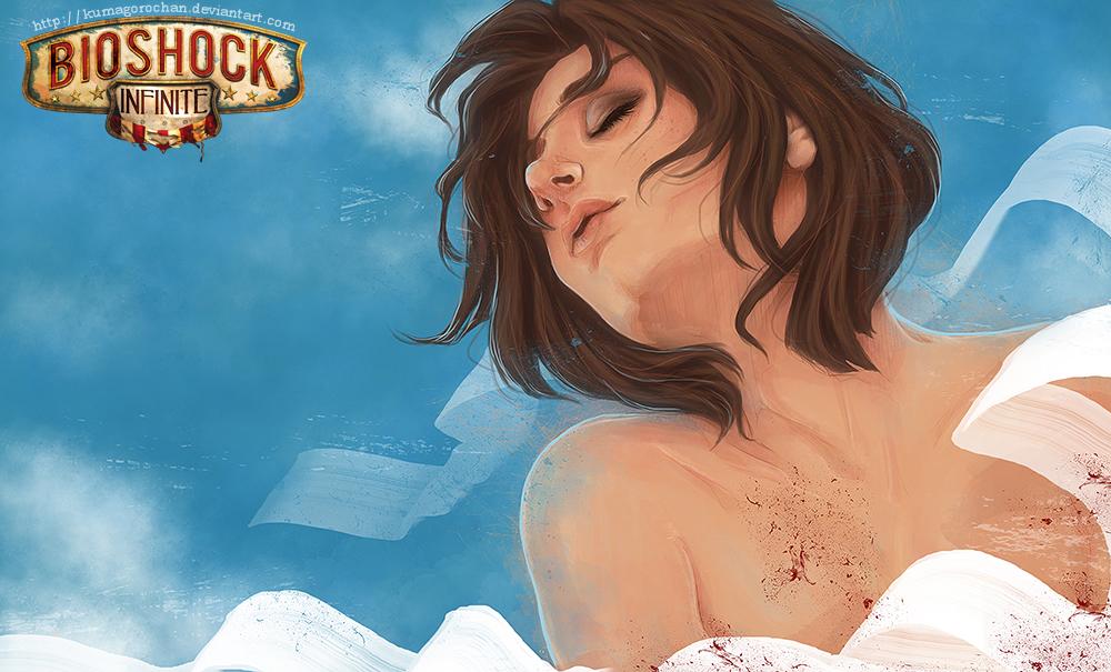 Bioshock Infinite - Elizabeth by Kumagorochan