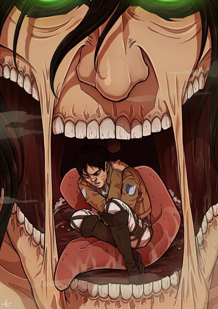 Attack on Titan - Jaeger by Kumagorochan