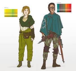 Ginnungagap - Frea and Virva