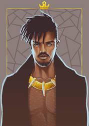 Black Panther - Killmonger