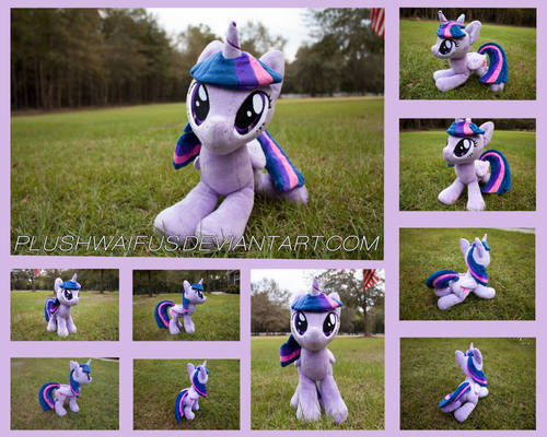 17 inch Alicorn Twilight Sparkle