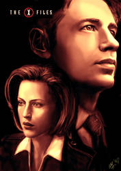 The (X) Files by Nia90