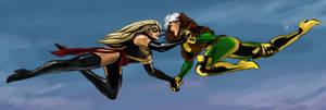Ms Marvel vs. Rogue