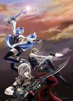 Square Enix Girls