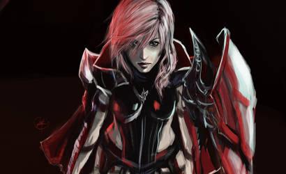 Lightning Returns by Nia90
