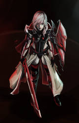 Lightning Returns: FFXIII by Nia90