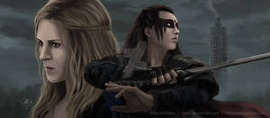 Clarke y Lexa