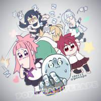 pop team peeape