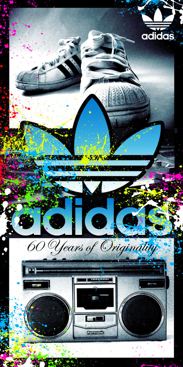 The Original Adidas by deejayhamm
