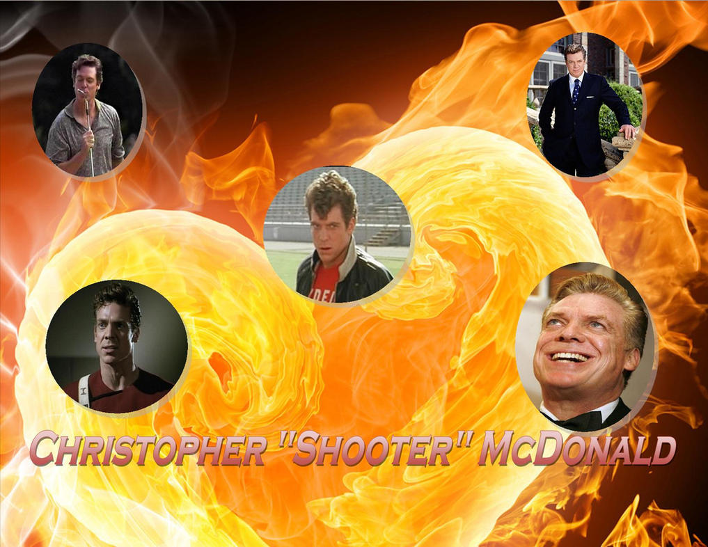 My Shooter Collage!!!!! by Amphitrite7