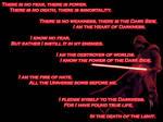 Darth Vader - The Sith Code
