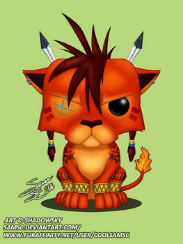 Red XIII Funko Pop Figure
