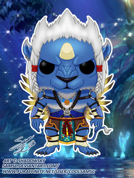 Kimahri Funko Pop