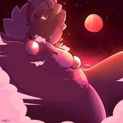 Super Blood Moons by ThaddeusMcBoosh