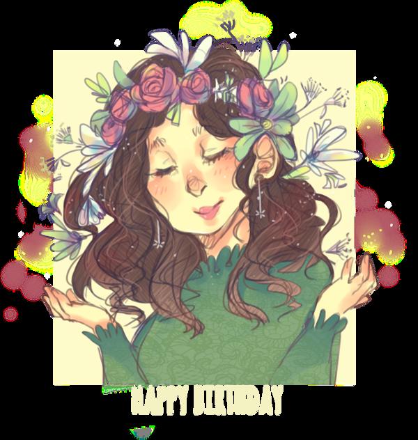 Flower Queen by cakeskin
