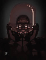 Astronaut by feeesh