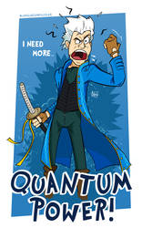 Just4Fun | Quantum Power (DMC3)