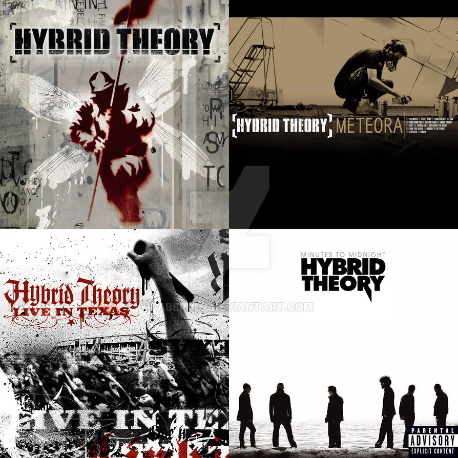 If Linkin Park Still Be Called Hybrid Theory Pt.1 By