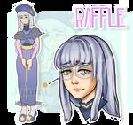 Raffle #1 -CLOSED-